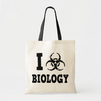 I Hazz Biology Tote Bag