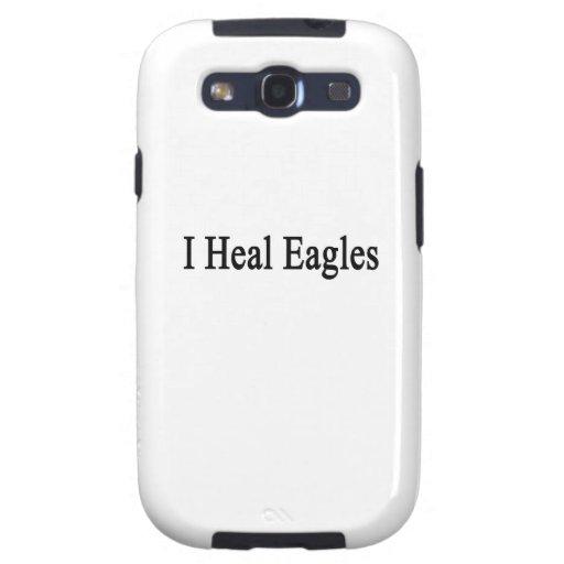 I Heal Eagles Samsung Galaxy SIII Cover