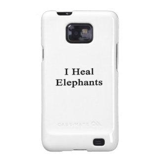 I Heal Elephants Galaxy SII Covers