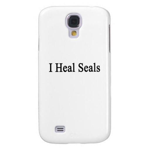 I Heal Seals Samsung Galaxy S4 Cover