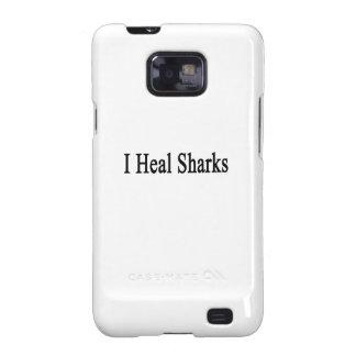 I Heal Sharks Galaxy SII Case