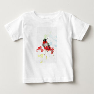 I hear the silence baby T-Shirt