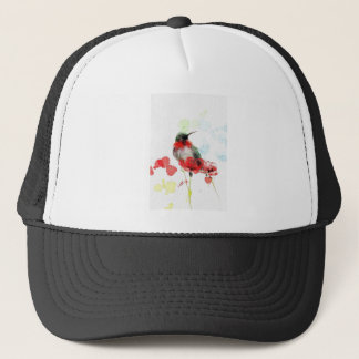 I hear the silence trucker hat