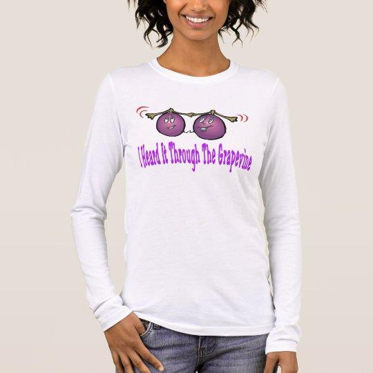 I Heard It Through The Grapevine T Shirt