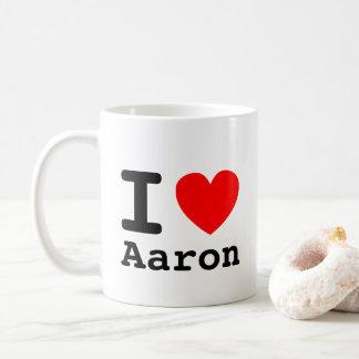 I Heart Aaron Mug