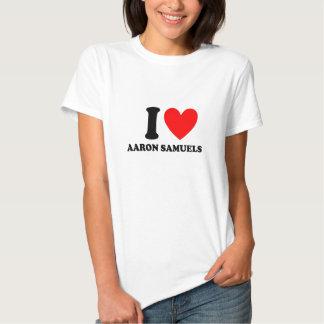 I Heart Aaron Samuels Tshirts