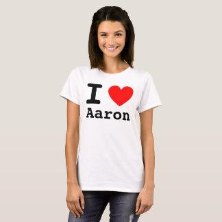 I Heart Aaron Shirt