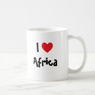 I Heart Africa Coffee Mug