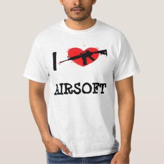 I Heart Airsoft T-Shirt
