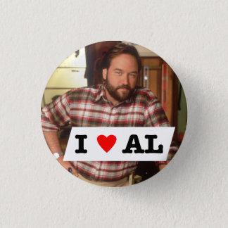 I Heart Al Button