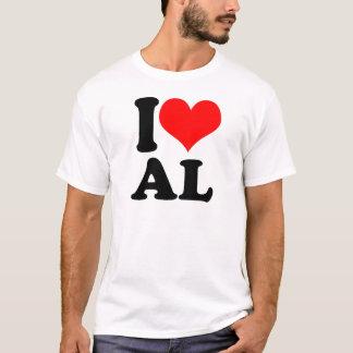I Heart AL T-Shirt
