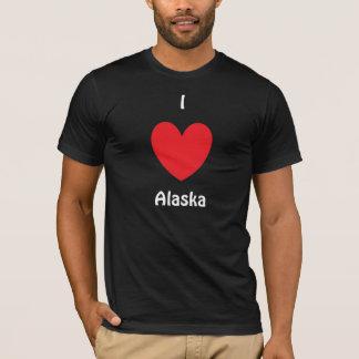 I Heart Alaska T-shirt