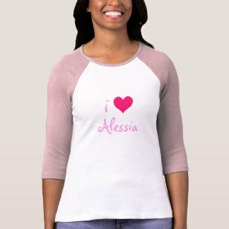 I Heart Alessia T-Shirt