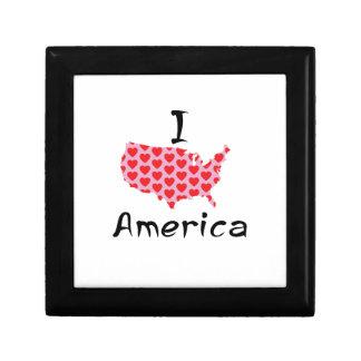 I heart America Gift Box