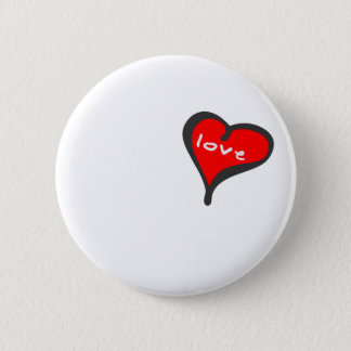 I Heart Anything 2 Inch Round Button