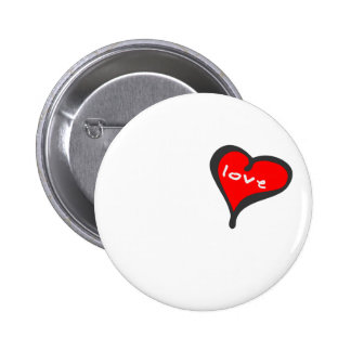 I Heart Anything Buttons