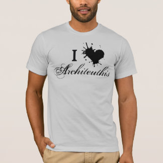 I Heart Architeuthis Giant Squid Ink Tee