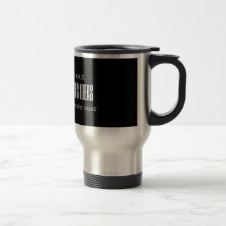 I Heart Authentic Ideas Stainless Steel Travel Mug
