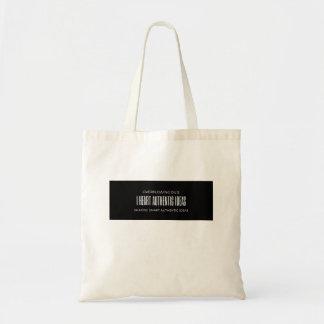 I Heart Authentic Ideas Tote Bag