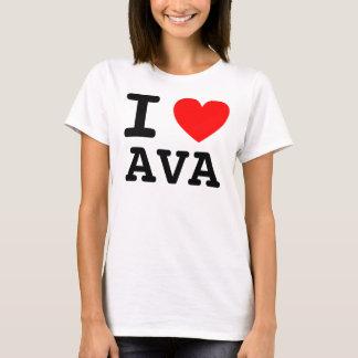 I Heart AVA T-Shirt
