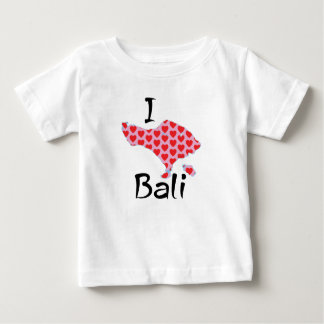 I heart Bali Baby T-Shirt