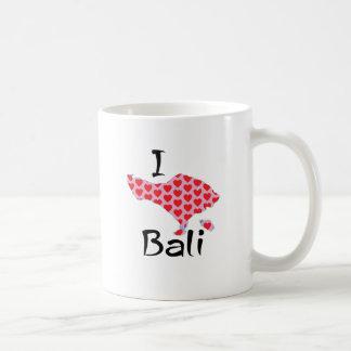 I heart Bali Coffee Mug