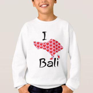 I heart Bali Sweatshirt
