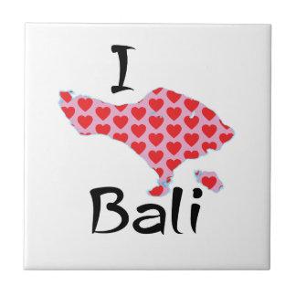 I heart Bali Tile