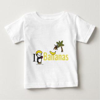 I Heart Bananas! Baby T-Shirt