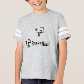 I Heart Basketball! T-Shirt