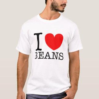 i heart beans T-Shirt