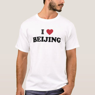 I Heart Beijing China T-Shirt