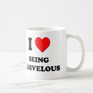 I Heart Being Marvelous Coffee Mug