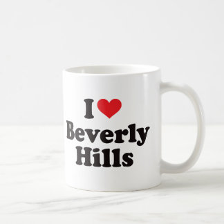 I Heart Beverly Hills Coffee Mug