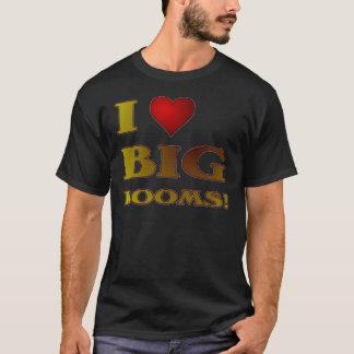 I Heart Big Booms! T-Shirt
