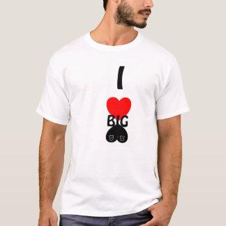 i heart bigg booty T-Shirt