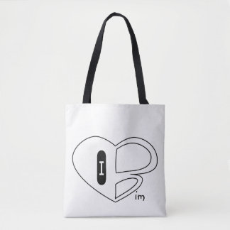 I Heart Bim Bag