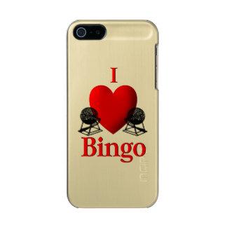 I Heart Bingo Incipio Feather® Shine iPhone 5 Case