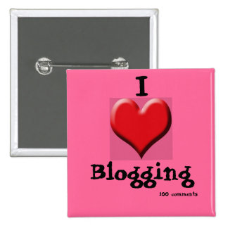 I Heart Blogging Button