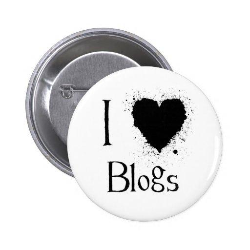 I Heart Blogs Buttons
