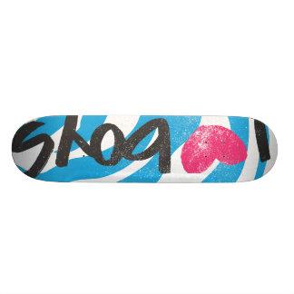 I Heart Boys Skateboard Deck