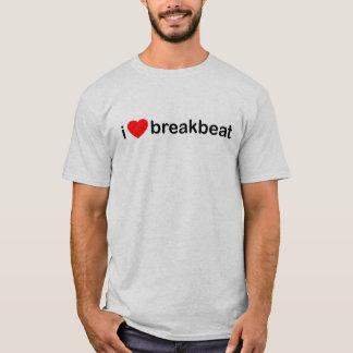 I Heart Breakbeat T-Shirt
