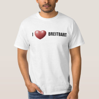 I Heart Breitbart T-Shirt