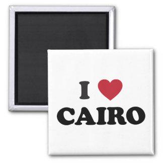 I Heart Cairo Egypt Magnet