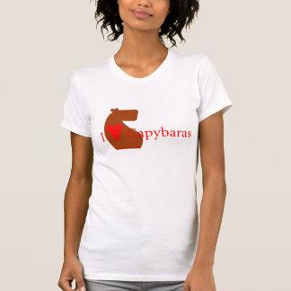 I heart Capybaras T-Shirt