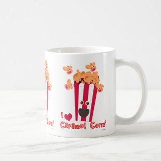 I Heart Caramel Corn! Coffee Mug
