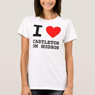 I Heart Castleton on Hudson T-Shirt