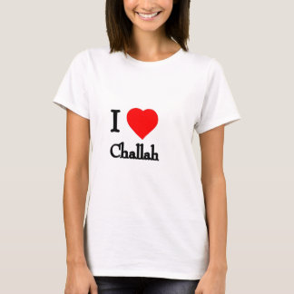 I Heart Challah T-Shirt