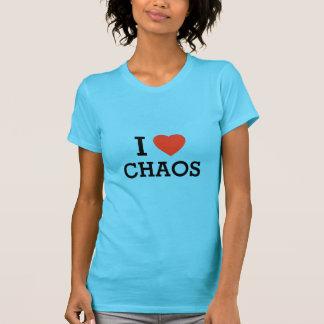 I heart chaos T-Shirt