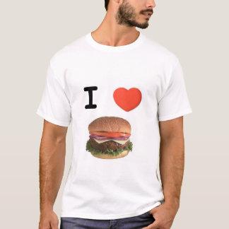 I HEART CHEESEBURGERS T-Shirt
